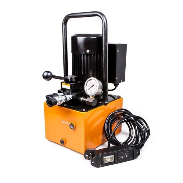 Vickers PV080R9K1T1NFRZK0018+PVAC1ECMN Piston Pump PV Series #1 image