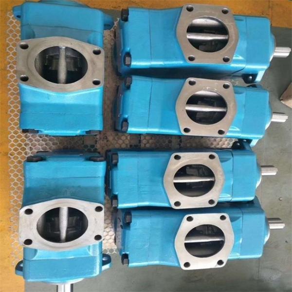 Vickers PV080R1D1D3VFWS+PV080R1E1T1VFW Piston Pump PV Series #2 image