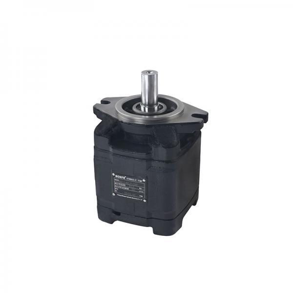 Vickers PV080R9E1D3WFT2K0112+PV080R9E1 Piston Pump PV Series #3 image