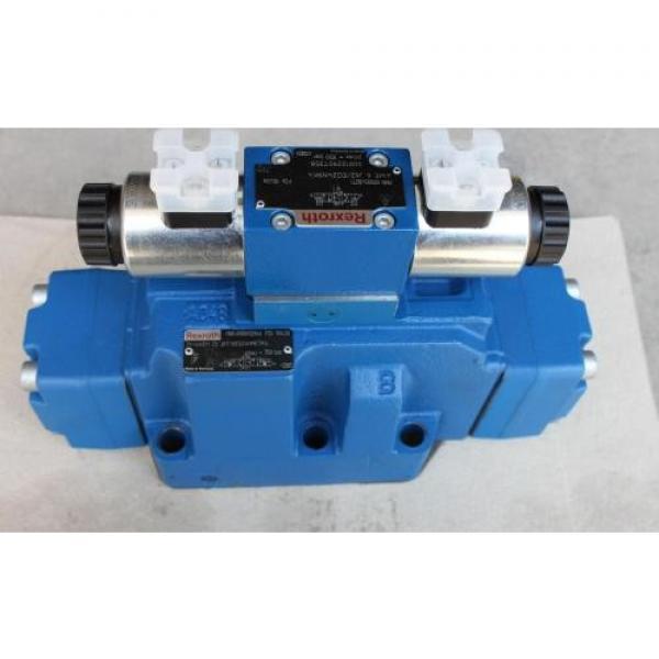 REXROTH DBW 10 B2-5X/100-6EG24N9K4 R900906650 Pressure relief valve #1 image