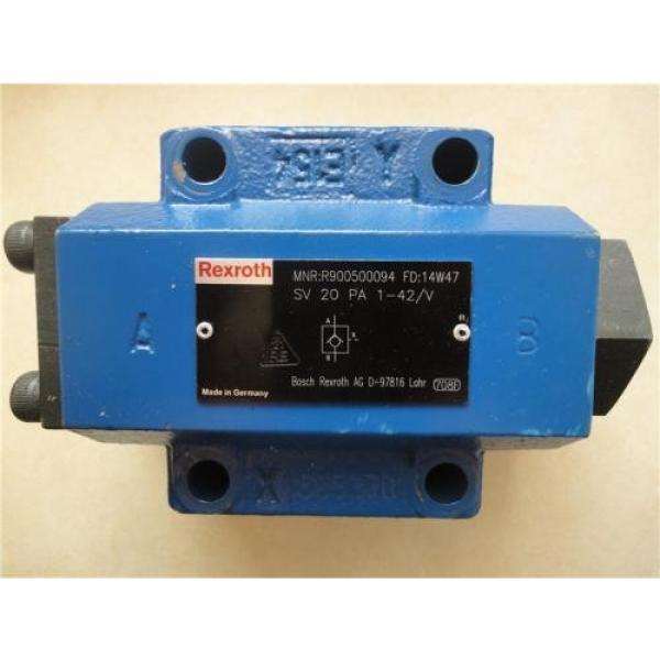 REXROTH DBW 10 B1-5X/50-6EG24N9K4 R901097119 Pressure relief valve #1 image