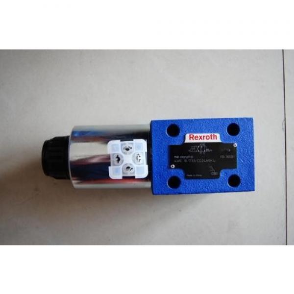 REXROTH 4WE 6 C6X/EW230N9K4/B10 R900765353 Directional spool valves #2 image